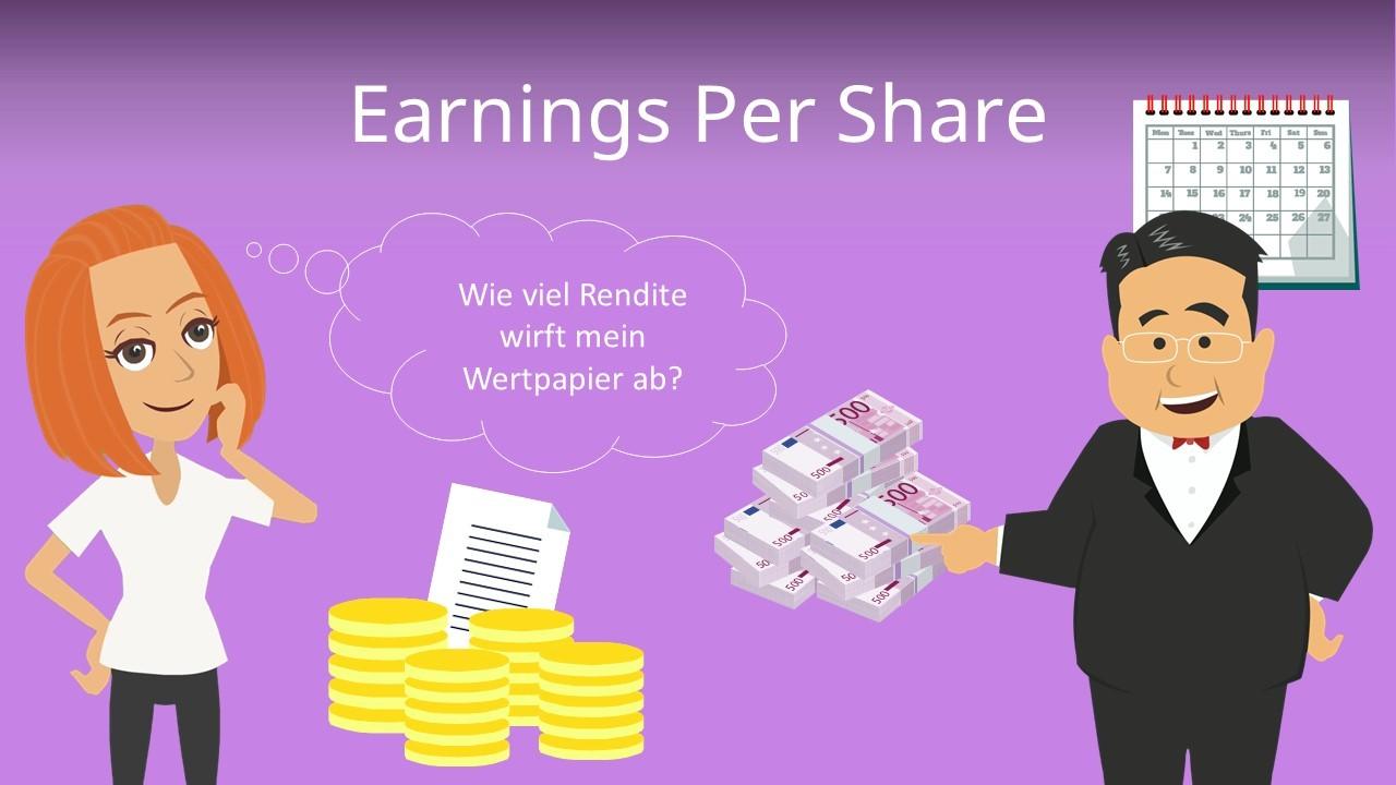 Earnings per Share - einfach und schnell am Beispiel ...
