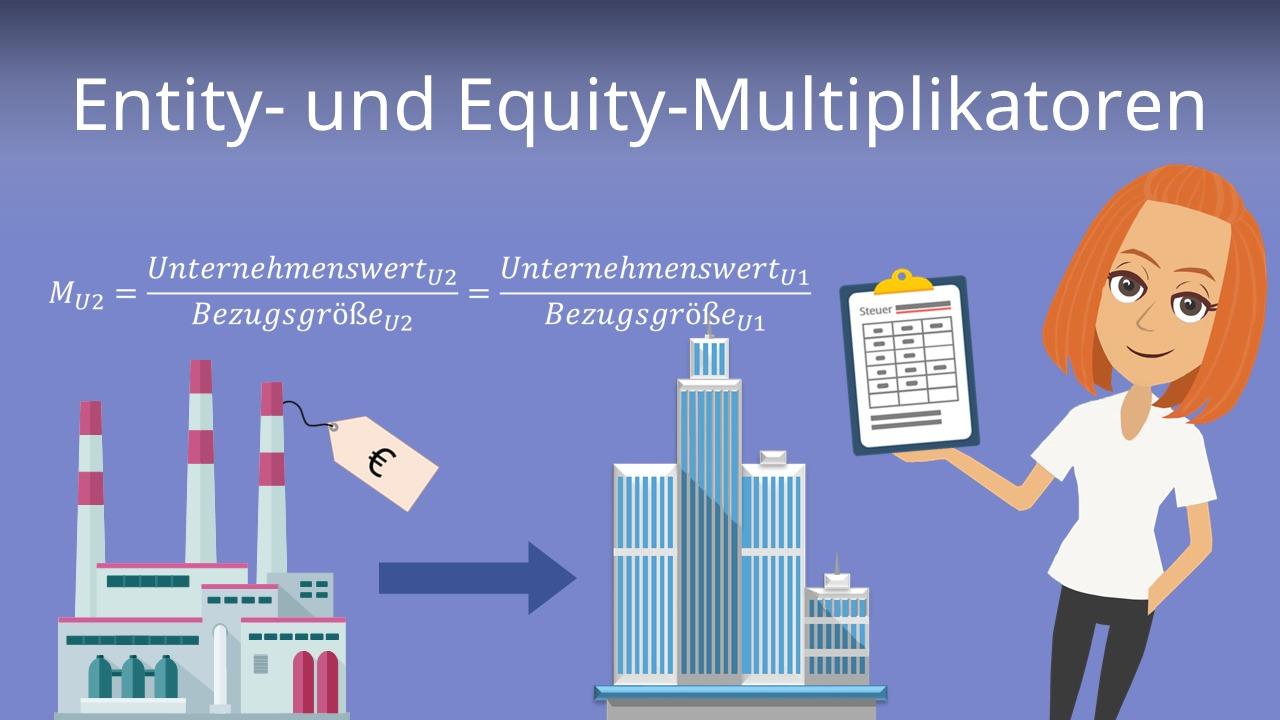 Entity und Equity Multiplikatorverfahren – einfach erklärt ...