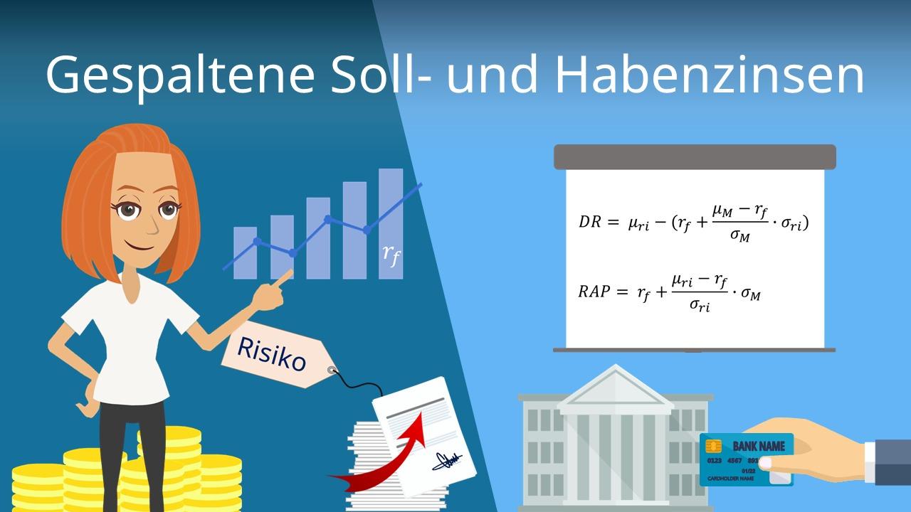 Performancemaße – Gespaltene Soll- und Habenzinsen ...